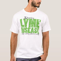 Diagnosing Lyme Disease T-Shirt