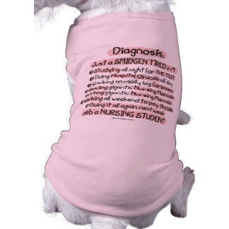 Diagnosis - Just a Smidgen Tired Tee