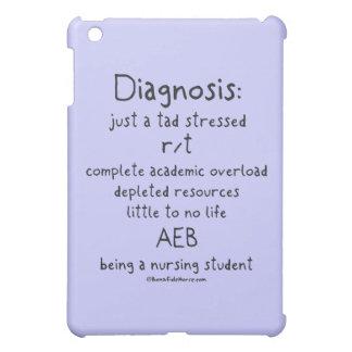 Diagnosis Just a Tad Stressed iPad Mini Cases