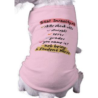 Diagnosis Total Insanity Shirt