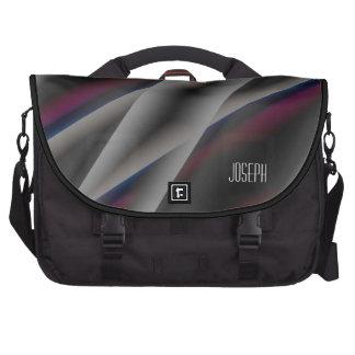 Diagonal Abstract Laptop Bag Template