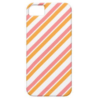 Diagonal Candy Striped Case-Mate ID™ iPhone 5 Case
