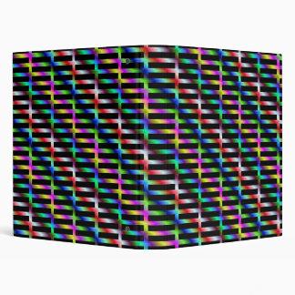 Diagonal Color Grid Binder