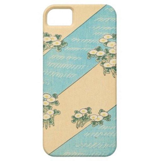 Diagonal Daisy Paddies iPhone SE/5/5s Case