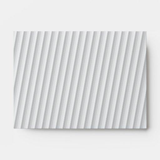 Diagonal de la escala gris sobres