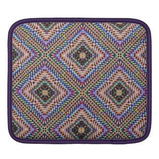 Diagonal Design Sleeve For iPads