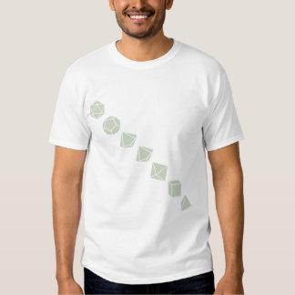 Diagonal Dice (Light) Tee Shirt