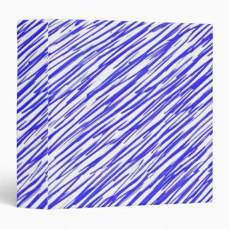 Diagonal Oil Painting Avery Binder