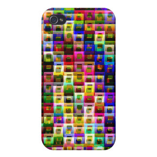 Diagonal Wiggle iPhone 4/4S Cases