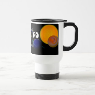 Diagonally Parked in a Parallel Universe Travel Mug