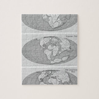 Diagram of Earth Jigsaw Puzzle