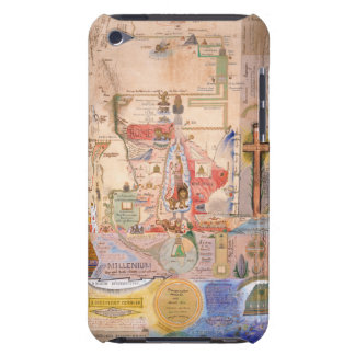 Diagram of the Apocalypse by Henry Dunant iPod Touch Case