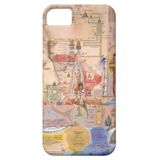 Diagram of the Apocalypse by Henry Dunant iPhone SE/5/5s Case
