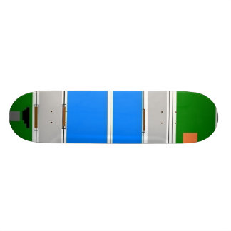 Diagram Skateboard Deck