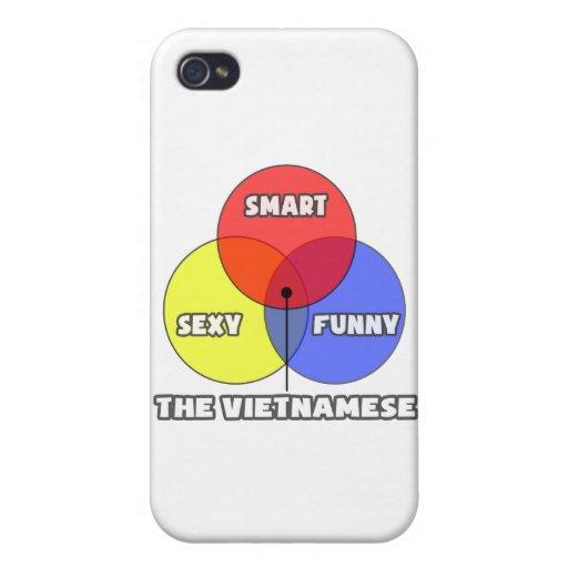Diagrama de Venn. El vietnamita iPhone 4/4S Carcasas