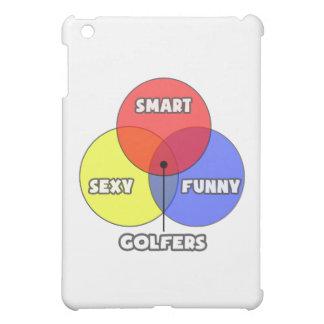 Diagrama de Venn. Golfistas