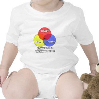Diagrama de Venn. Tecnólogos clínicos del Trajes De Bebé