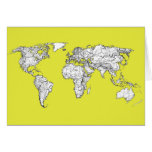 diagrama del atlas del amarillo amarillo tarjeta