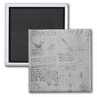 Diagramas astronómicos, del códice imán cuadrado