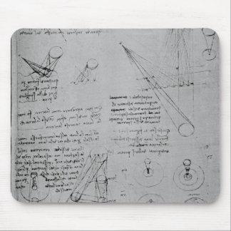 Diagramas astronómicos, del códice mousepads