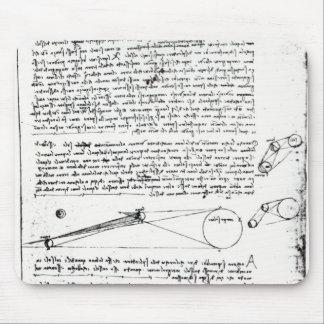 Diagramas astronómicos mousepad