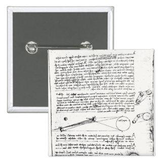 Diagramas astronómicos pin cuadrada 5 cm