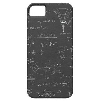 Diagramas y fórmulas de la astrofísica iPhone 5 carcasa