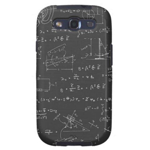 Diagramas y fórmulas de la física samsung galaxy s3 cárcasa