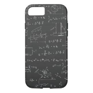 Diagramas y fórmulas de la física funda iPhone 7