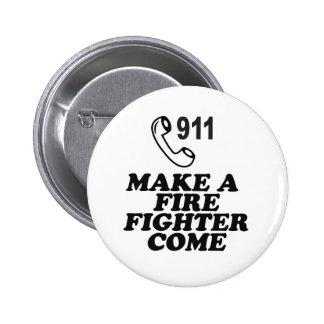DIAL 911 FIRE BUTTON