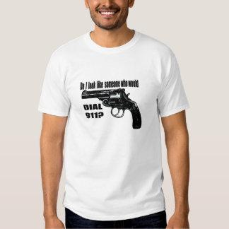 Dial 911 T-Shirt