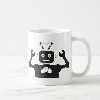 Dial Bot Mug