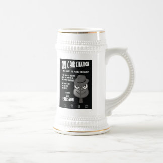Dial C for Citation Beer Stein