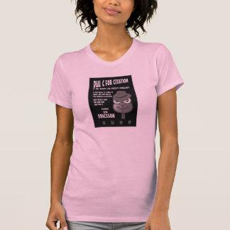 Dial C for Citation T-Shirt