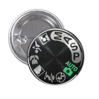 Dial del modo D90 Pin Redondo De 1 Pulgada