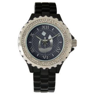 Dial espiritual de la moda del símbolo del relojes