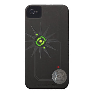 Dial it In Cyberpunk Blackberry Bold iPhone 4 Covers