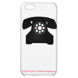 Dial M for Murder Case For iPhone 5C