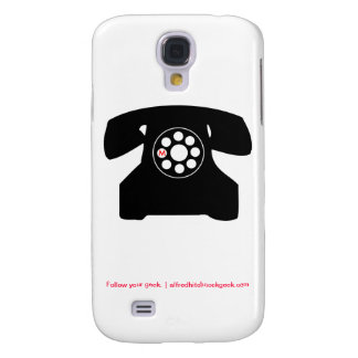 Dial M for Murder Galaxy S4 Cover