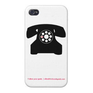 Dial M for Murder iPhone 4/4S Cases