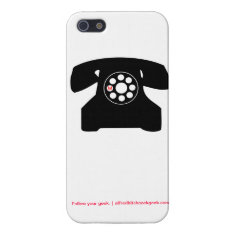 Dial M For Murder Iphone Se/5/5s Case at Zazzle