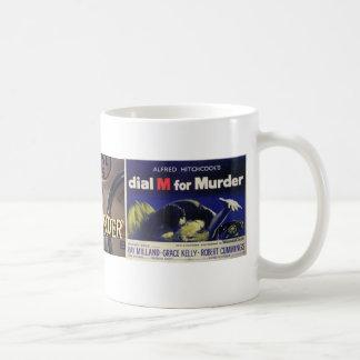 Dial M For Murder Mug