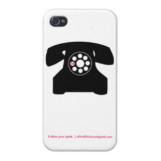 Dial M para el asesinato iPhone 4/4S Funda