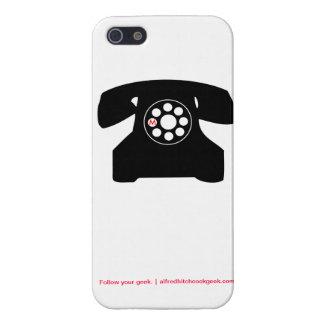 Dial M para el asesinato iPhone 5 Funda