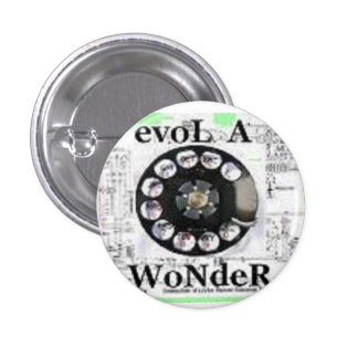 Dial rotatorio de la maravilla de Evola Pin