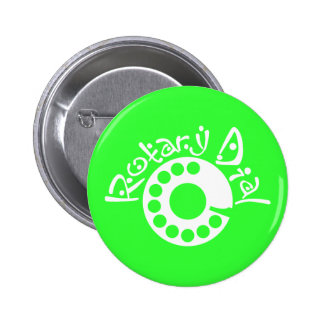 Dial rotatorio pin