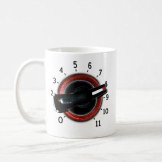 Dial To Eleven + Oscillator Coffee Mug