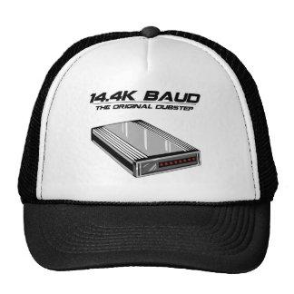 Dial Up Dubstep Old School Modem Hat