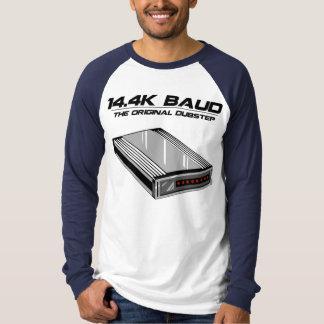 Dial Up Dubstep Old School Modem Tshirt