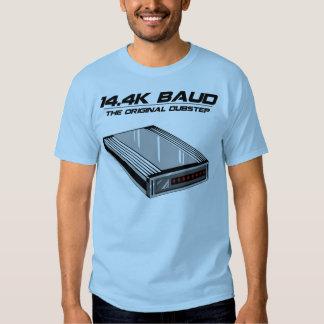 Dial Up Dubstep Old School Modem Tshirts